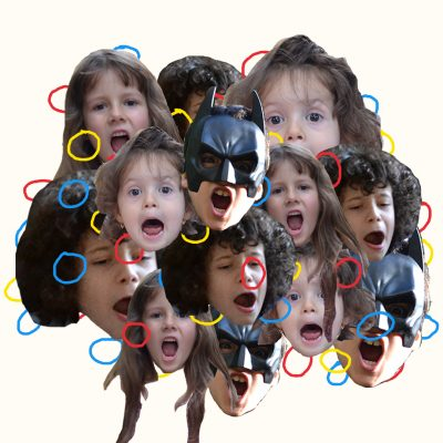 collage âgisme adultisme